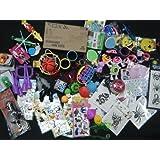 Fat-Cat - 12 x Petits jouets pour garçon ou filles, Passe la parcelle, pinata