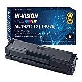 Hi-Vision uyumlu Samsung MLT-D111S, MLTD111S Siyah toner kartuşu Replacement for Samsung SL-M2020W, SL-M2022, SL-M2022W, M2070, SL-M2070FW, SL-M2070W by Hi-Vision Hi-Yields yazıcılar