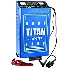 Cevik CE-TITAN650 - Cargador / Arrancador de batería profesional