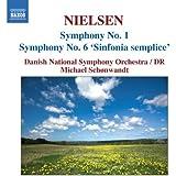 Nielsen: Symphony No. 1; Symphony No. 6 'Sinfonia Semplice'