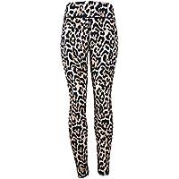 ¡Gran promoción!Pantalones de Mujer Leopard Print Leggings Fitness Deportes Gimnasio Running Yoga Athletic Pants★Rovinci★