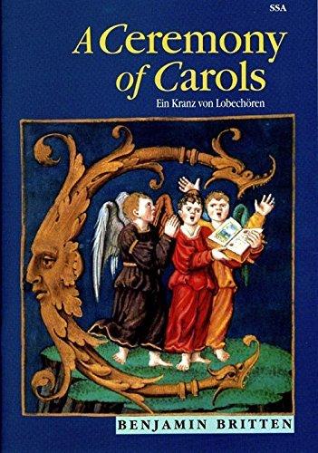Ceremony of Carols Op.28 - Cht(SSA)/Po