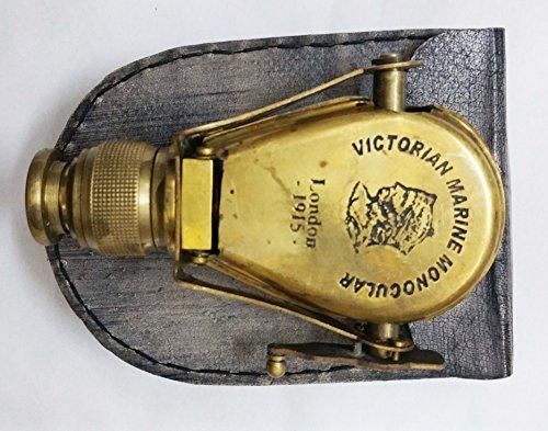 Viktorianischen Piraten (Nautical Brass Monokular Fernglas Piraten Spyglass, viktorianischer Marine)