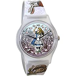 Official Vintage Alice in Wonderland Wristwatch - Boxed
