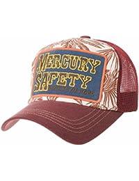 WITHMOONS Gorras de béisbol Gorra de Trucker Sombrero de Baseball Cap  Meshed Cotton Trucker Hat Leaf 82bbe4b4e0e