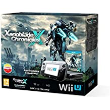 Nintendo Wii U + Xenoblade Chronicles X Premium Pack - Limited Edition [Importación Italiana]