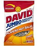 David Sonnenblumen Samen Jalapeño großer Beutel (12