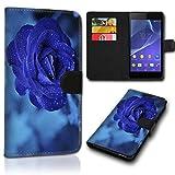Book Style Huawei Ascend G510 Tasche Flip Brieftasche Handy Hülle Kartenfächer für Huawei Ascend G510 - Design Flip SVH110