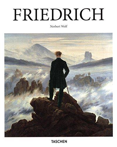Caspar David Friedrich 1774-1840 : Le peintre du silence par Norbert Wolf