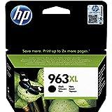 HP 963 XL 3JA30AE Cartuccia Originale, ad Alta Capacità, da 2.000 Pagine, Compatibile con Stampanti a Getto d'Inchiostro HP O