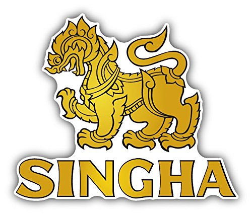 singha-beer-thai-drink-car-bumper-sticker-decal-12-x-12-cm