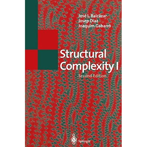 Structural Complexity 1