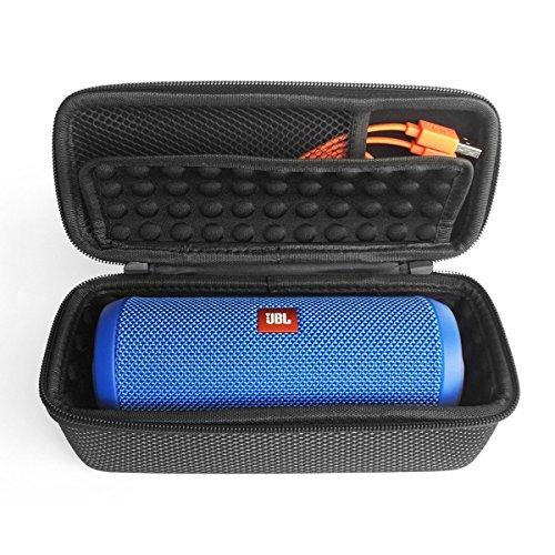 Luoem EVA Fall Reise Aufbewahrung Tasche Halter für JBL Flip 3 Bluetooth Lautsprecher Schutz Eva-fall