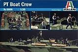 Italeri - I5606 - Muestra - Barco - PT Tripulación de barco - Escala 01:35