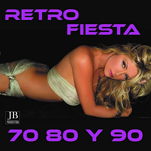 Retro Fiesta 70 80 Y 90 Disco-retro-dance