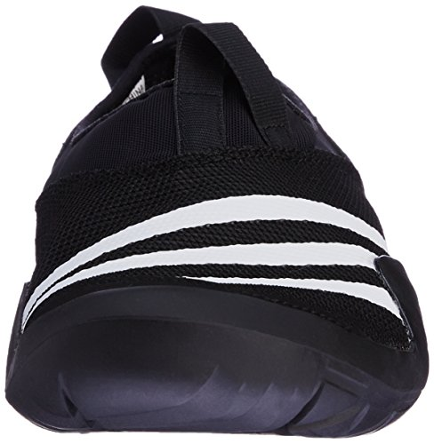 adidas Unisex-Erwachsene Climacool Jawpaw Slip On Turnschuhe Negro / Blanco / Gris (Negbas / Ftwbla / Plamet)