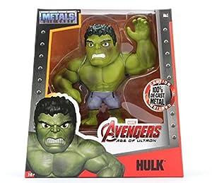 Jada Marvel Figura Metals Hulk, Multicolor (97729)