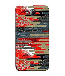 99Sublimation Designer Back Case Cover For Micromax Unite 3 Q372 :: Micromax Q372 Unite 3 Patternstyles Design