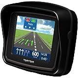 TomTom Urban Rider Europe Motorrad-Navigationssystem (8,9 cm (3,5 Zoll) Display, IQ Routes, Fahrspurassistent…