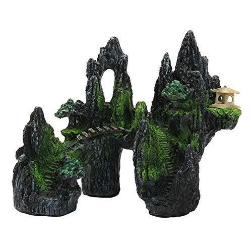 Resina acquario paesaggistica rocaille acquario rocaille acquario resina decorativa