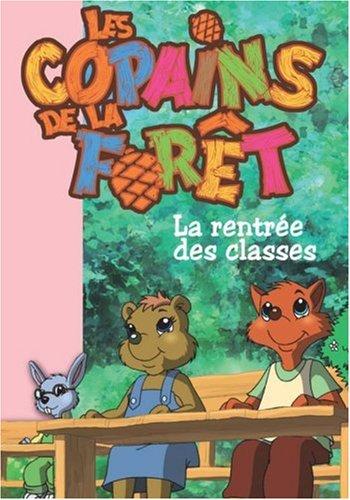Les copains de la forêt (1) : La rentrée des classes