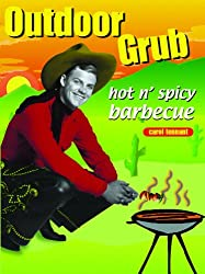Retro Cookbooks : Outdoor Grub: Hot n' Spicy Barbecue