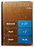 Tafelwerk Mathematik-Physik-Chemie. 7.-12. Klasse. Ausgabe DDR 1968. ID19433