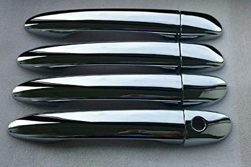 CHROM TÜRGRIFFE BLENDEN FÜR MAZDA 2 3 6 CX-5 TUNING ZUBEHÖR CHROME ZUBEHÖRTEILE (Mazda Türgriff 6)