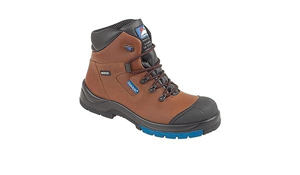 Himalayan  Unisex Safety Boots Waterproof Metal Free Toe Cap Mens Work Hiker S3