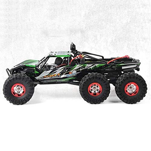 FTOPS 6WD RC Auto Spielzeug, Fernbedienung Monster Truck Mit 2,4 Ghz Funk Gesteuertes Fahrzeug Offroad Fernbedienung Auto Für Kinder Und Erwachsene 1/12 Skala