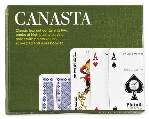 Piatnik Canasta Kartenspiel