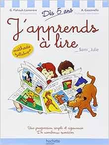 Amazon.fr - J'apprends à lire avec Sami et Julie : Dès 5 ans - Adeline Cecconello;Genevieve