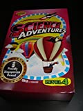 Science Adventures Level 4 Complete 12 Booklet Set / Full Color Science Comic Magazine for Children / Printed in Singapore / English Corner of SA and Young Readers Express / Engaging Reading for Children Age 11-14 / Self Study
