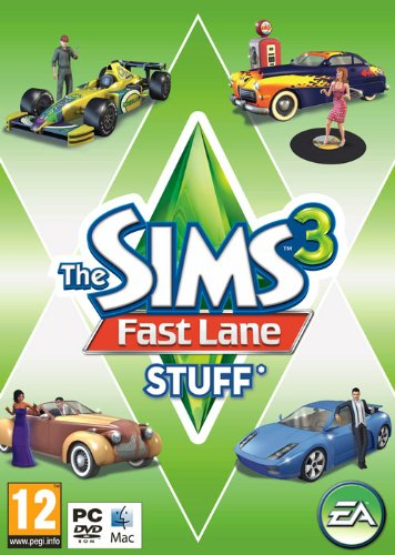 the-sims-3-fast-lane-stuff-pc-dvd-importacion-inglesa