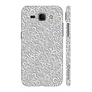 Enthopia Designer Hardshell Case Elegance 3 Back Cover for Samsung Galaxy Core Plus