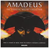 Amadeus: The Essential Mozart Collection