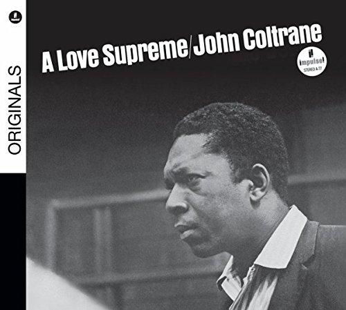 John Coltrane: A Love Supreme (Audio CD)