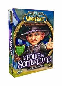 Upper Deck - JCCWOW017 - Jeu de Cartes - World Of Warcraft - Edition Spéciale : Foire De Sombrelune