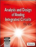 Analysis and Design of Analog Integrated Circuits, 5e, ISV