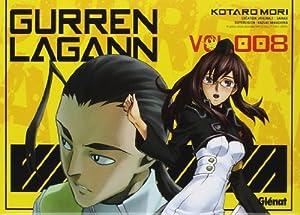 Gurren Lagann Edition simple Tome 8
