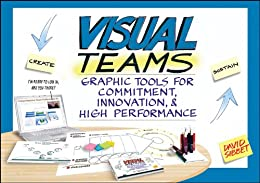 Visual Teams: Graphic Tools for Commitment, Innovation, and High Performance von [Sibbet, David]