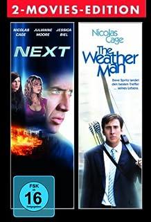 Nicolas Cage 2 Disc Boxset: Weather Man & Next [2 DVDs]
