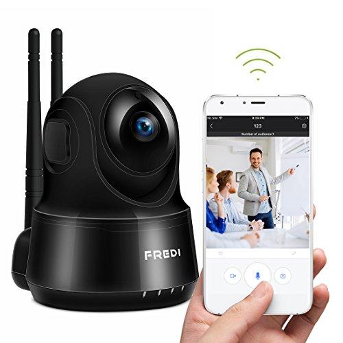 Pan/Tilt FREDI WiFi Cámara IP/Cámara de Vigilancia/Cámara Seguridad
