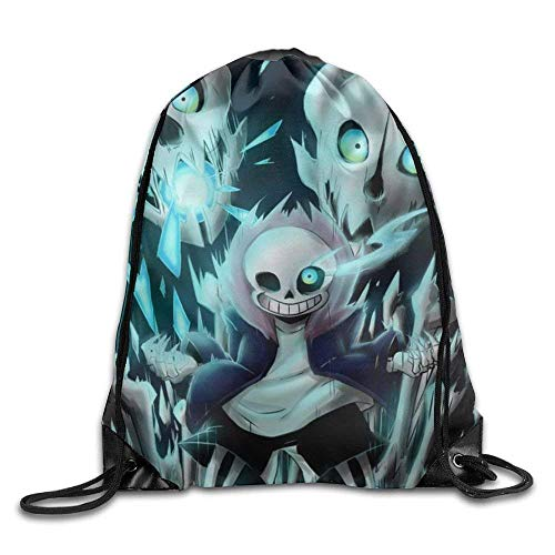bd11a184e2d2 Dhrenvn AntaQuyaN Under-Tale Sans Cartoon Outdoors Backpack  Unisex BR  Knuckles Backpack