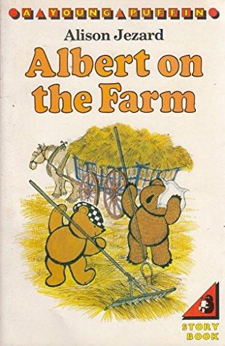Albert on the farm