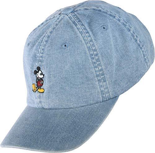 Levi's Herren Baseball Cap Mickey Hat, Blau (Jeans Blue 10), One Size (Herstellergröße: UN)