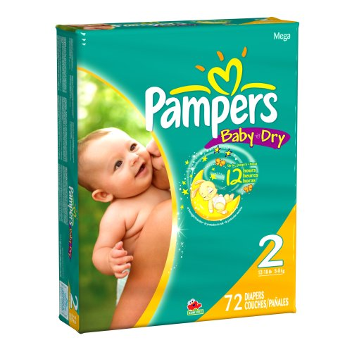Preisvergleich Produktbild Pampers Baby-Dry