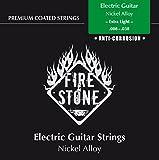 Fire & Stone 673200 Cordes pour Guitare Electrique