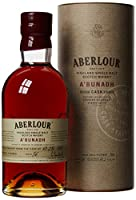 Aberlour A'Bunadh Cask Highland Single Malt Scotch Whisky, 70 cl by Aberlour