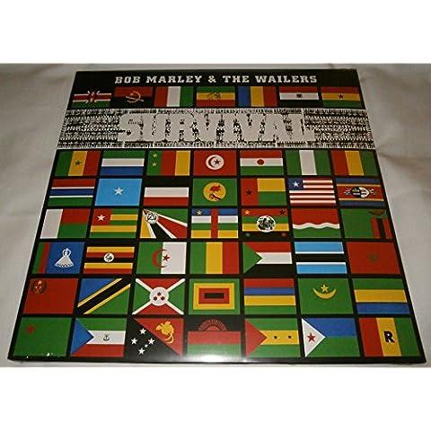 Survival (1979, & The Wailers) / Vinyl record [Vinyl-LP]
